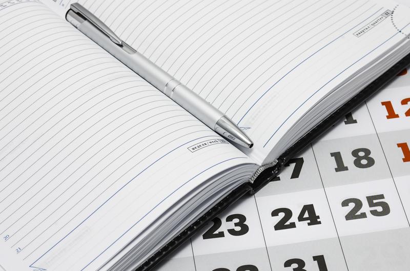 Calendario iniziative in città